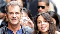 Radar: Oksana Grigorieva gave birth to Mel Gibson's daughter