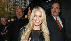 Jessica Simpson Gets Pimped Out