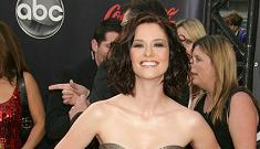 Grey's Anatomy's Chyler Leigh kissed her brother for her first movie