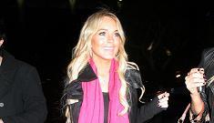 Lohan tells accuser to put up or shut up
