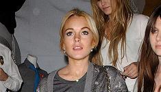 Lindsay Lohan & Riley Giles break up