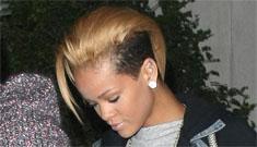 "Rihanna on abuse photo: ""humiliating""; ""domestic violence a big secret"""