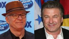 Alec Baldwin & Steve Martin will co-host the Oscars