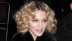 Madonna's kids only get 3 Christmas presents