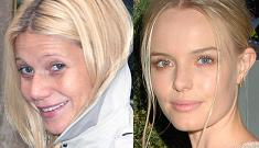 """Star: Chris Martin told Gwyneth that Kate Bosworth was her """"younger version"""""""