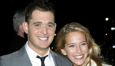 """Michael Buble is """"a cheater and a rat"""" who can't commit, claims ex"""