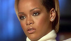 """Rihanna: there was """"no soul in his eyes"""" when Chris Brown beat me"""