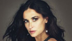 """Demi Moore in W: I prefer to be called a """"puma"""" not a """"cougar"""""""
