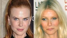 Nicole Kidman & Gwyneth Paltrow cast as husband & wife