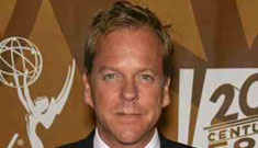 Kiefer Sutherland surrendered to jail for 48-day sentence