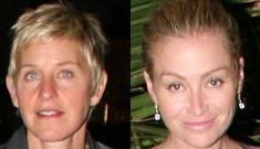 Ellen DeGeneres: Portia de Rossi will be with me 'til death