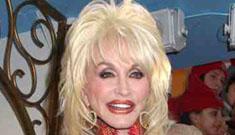 """Dolly Parton admits she looks like """"a hooker,"""" may have an open marriage"""