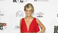 Carrie Underwood says food journaling is the key to her health