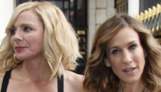 Sarah Jessica Parker & Kim Cattrall: the aging diva battle continues