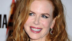 Nicole Kidman's weird lips, boobs & attitude freak people out