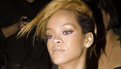 Rihanna has a new boyfriend, despite paparazzi pics of her cellulite