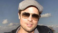 Brad Pitt gets Audi to build low-emissions car; says he would do nude calendar