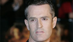 Rupert Everett is a cranky old lady