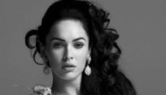 Megan Fox's ridiculous, trashy ice skater NYT outtakes