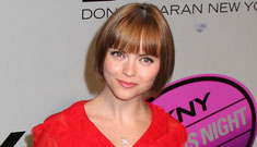 Christina Ricci Talks About Her Anorexia