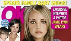 Britney Spears' little sister Jamie Lynn is pregnant