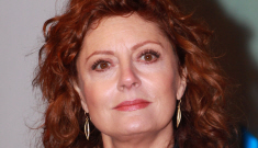 Ageless Susan Sarandon wows at premiere of 'The Lovely Bones'