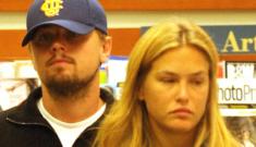 Are Leonardo DiCaprio & Bar Rafaeli back together?
