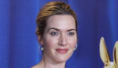 Kate Winslet wows Germany at Bambi Awards