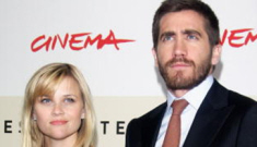 Jake Gyllenhaal & Reese Witherspoon might have split, but they're denying it