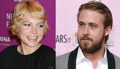 Michelle Williams and Ryan Gosling?
