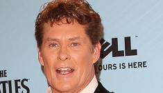 David Hasselhoff hospitalized under psych hold while ex wife gets DUI