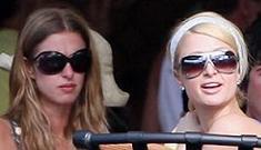 Paris Hilton not much of an heiress after all