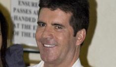 Simon Cowell wears hilarious shirts, waxes his hands