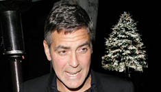 George Clooney Shares A Special Christmas Story