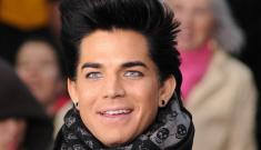 "Adam Lambert on AMAs: ""I would never intend to disrespect anybody"""