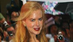 Is Nicole Kidman pregnant? (update: not true)