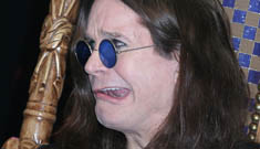 Ozzy Osbourne Can't Remember His Life