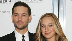 Tobey Maguire admits he'll sign other actors' names when he's mistaken for them