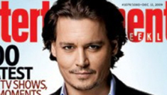 Johnny Depp is EW's Entertainer of the Decade