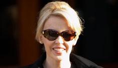 Kylie Minogue Hears Voices