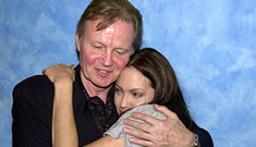 Angelina Jolie Ends Fued With Her Father