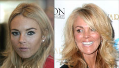 Lindsay Lohan's mom called Lindsay's ex boyfriend's mom and yelled at her