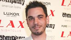 """DJ AM says he's """"a fat crackhead who's lucky to be alive"""""""