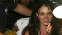 Britney Spears wheeled out of house on gurney after cops called