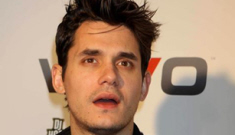 John Mayer is probably a racist, as well as a douche