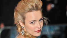Rachel McAdams: punky blonde or braided brunette?