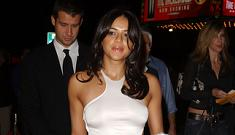 Michelle Rodriguez out of jail after 18 days
