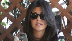Kourtney Kardashian's baby-daddy might not be Scott Disick