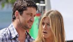 Gerard Butler & Jennifer Aniston look terrible in 'Bounty Hunter' trailer