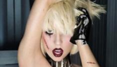 """Lady Gaga has an amazing figure"" links"